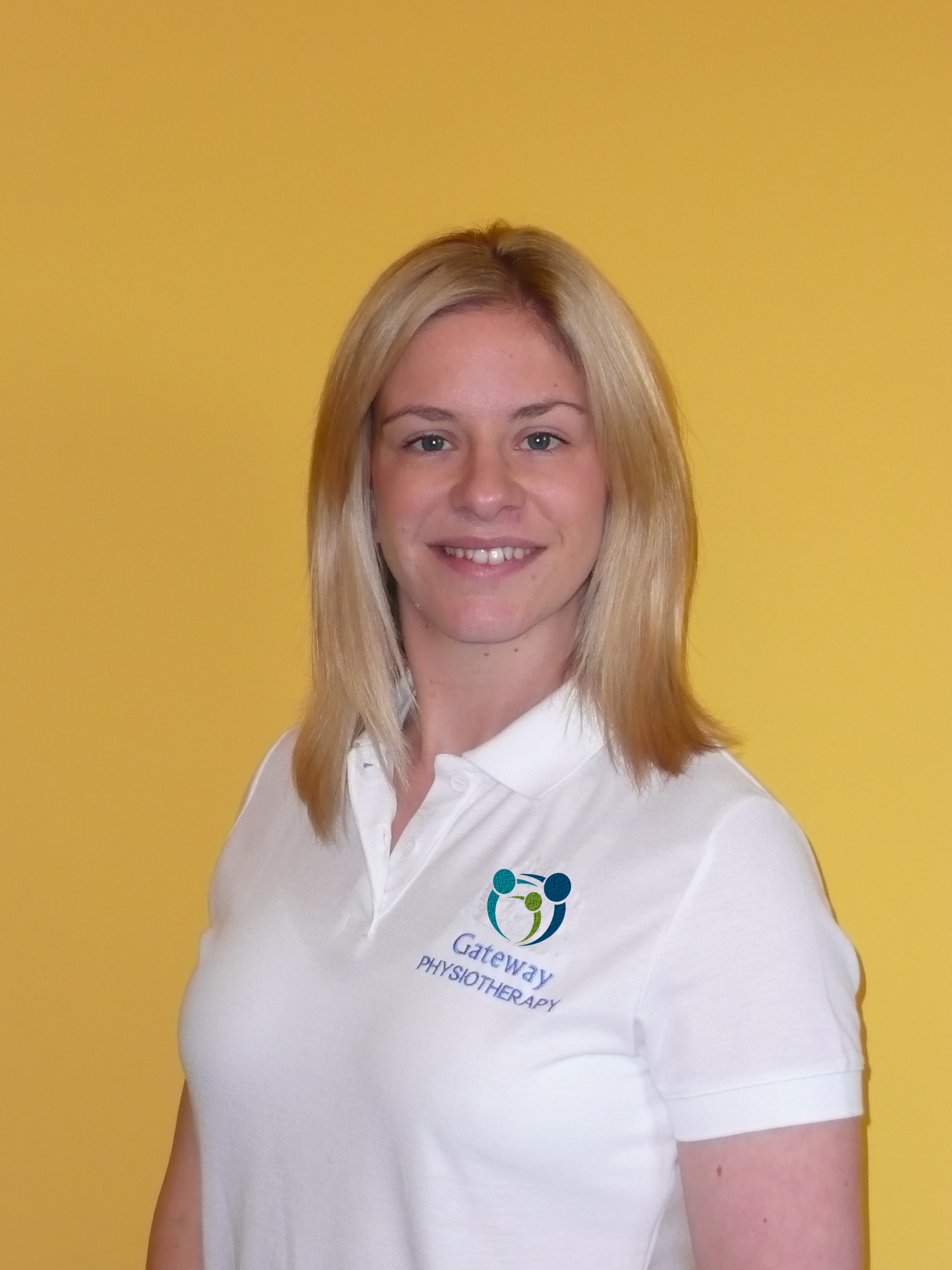 Laura Dent - Paediatric Physiotherapist